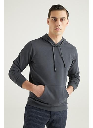 D'S Damat Sweatshirt Antrasit